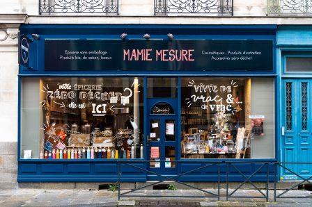 Mamie Mesure