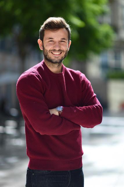 Julien Vidal © Manuel Vitali / Direction de la Communication