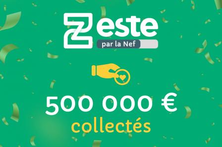 Financement participatif : un demi-million d'euros levés en 6 mois sur Zeste par la Nef