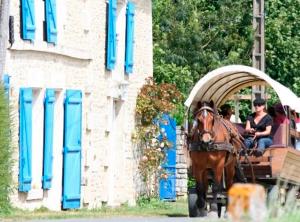 Les roulotte de l'Abbaye